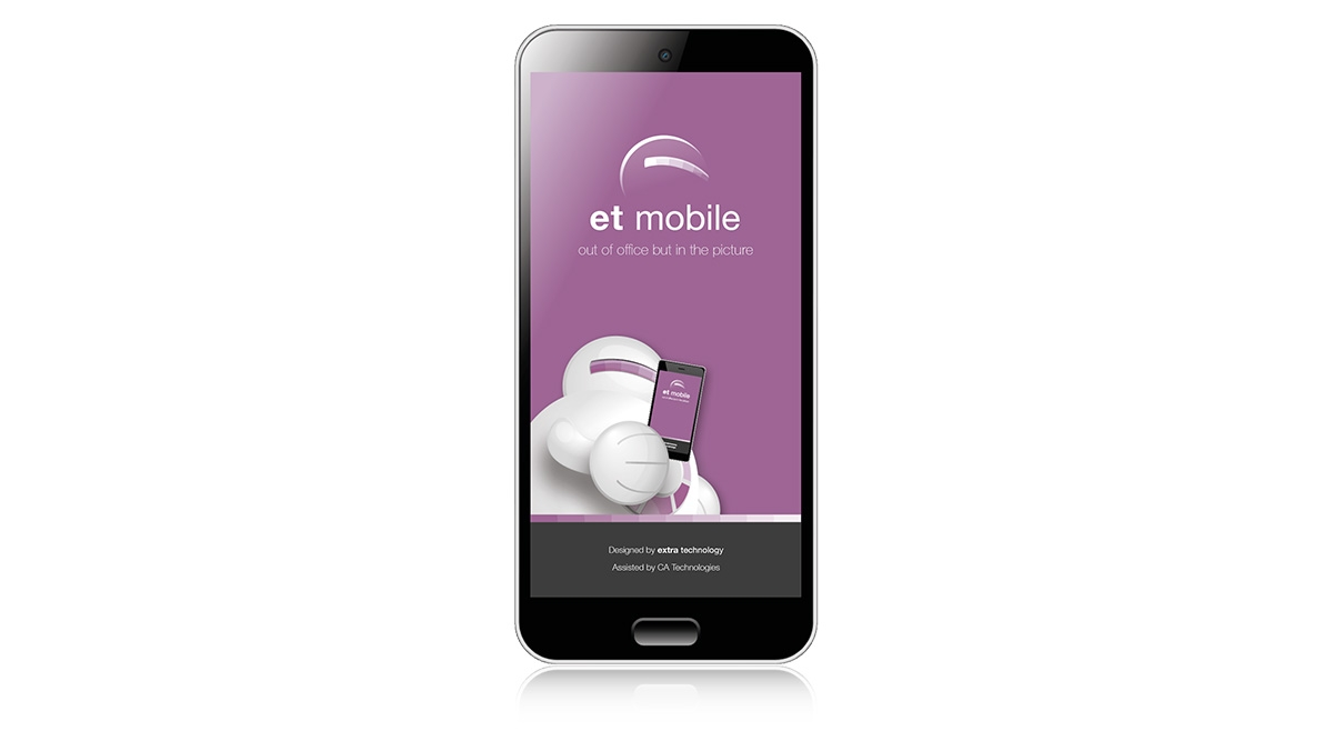 Introducing et mobile - Extra Technology