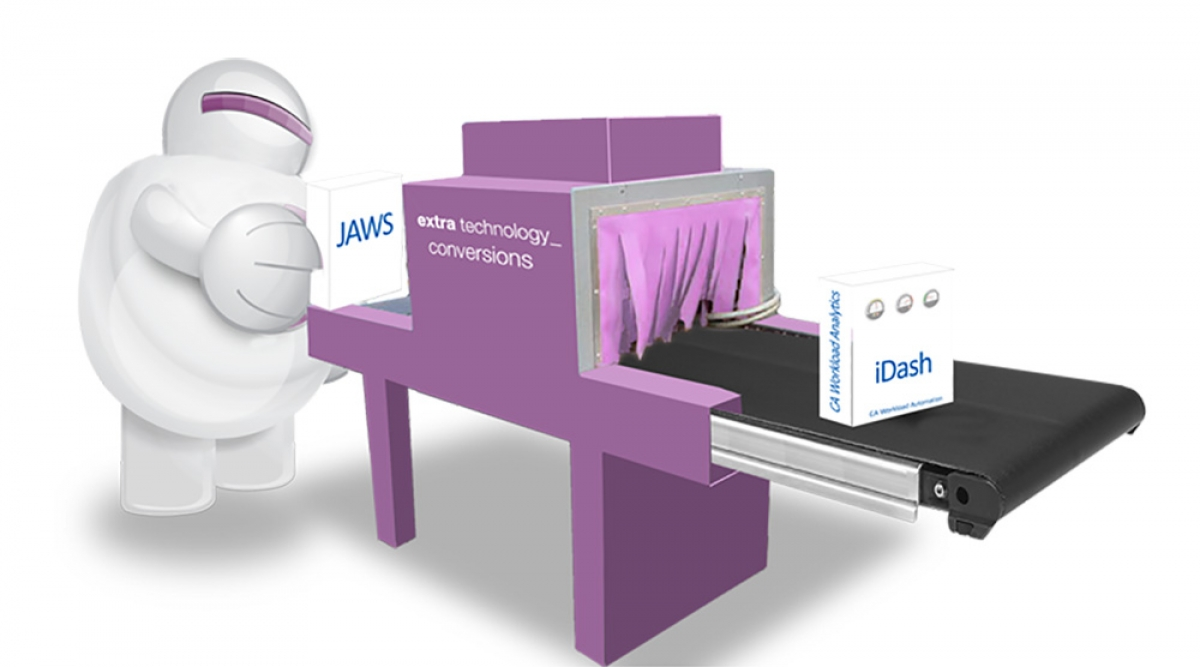 Migrating CA Technologies customers from Terma Software JAWS